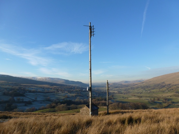 Dentdale transmitter