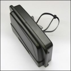 Four way mast head / external weather proof splitter.