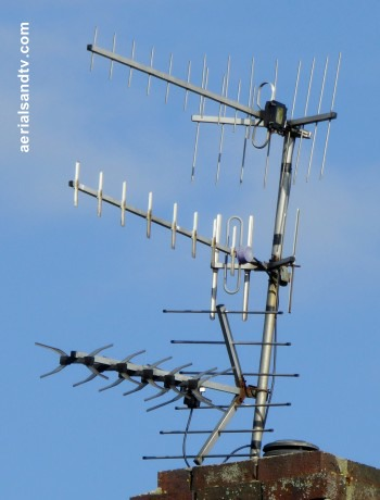 If there`d already been three (corrcetly polarised) aerials on the pole, would the penny have dropped ?