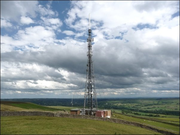 Weardale transmitter