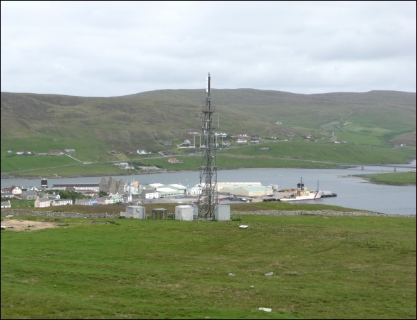 Scalloway transmitter