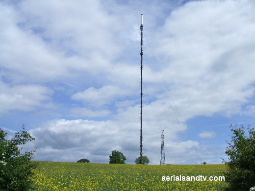 Sutton Coldfield transmitter, when there was only one.....