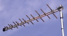 About TV Aerials, DM Log Periodic aerial