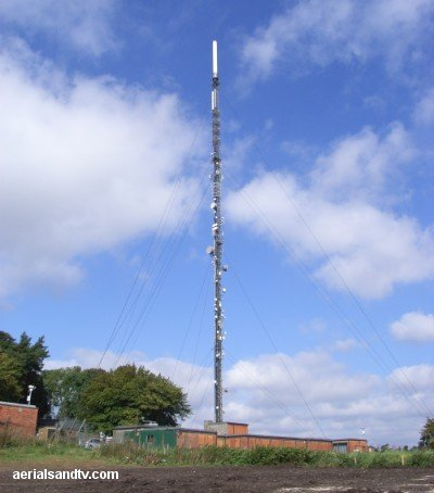 Hannington TV transmitter 2