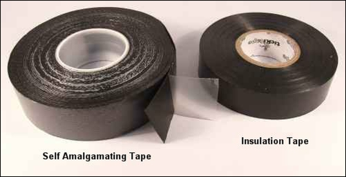 Self amalgamating tape and insulation tape