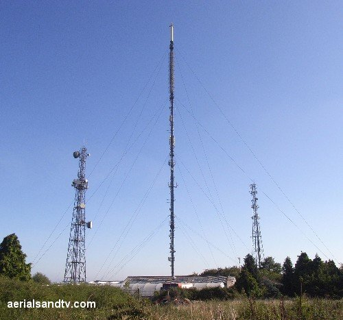 Oxford TV transmitter (sometimes known as Beckley transmitter)