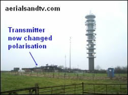 Repolarisation of of Peterborough FM transmitter