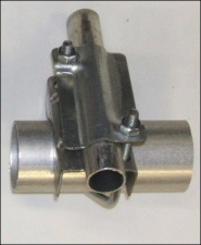 2 inch x 1 inch clamp