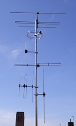 FM and DAB Aerials