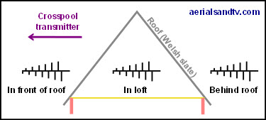 "Sectional plan of tests ""through the roof""."