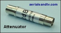 Attenuators, a much underused piece of diagnostic eqpuipment.