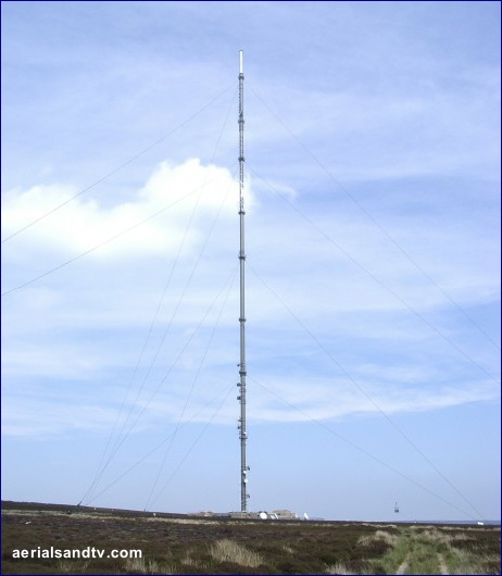 Bilsdale transmitter from the moor 530H L10 33kB