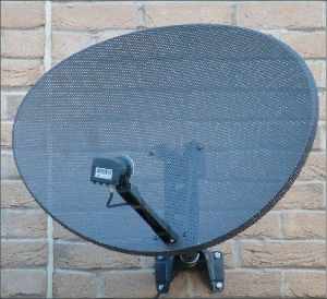 Zone 2 Sky satellite dish thumbnail 300H