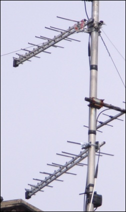 ATV's aerial tests 250W L5