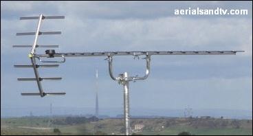 ATV's choice of aerials -Yagi18 on test 368x198 L5