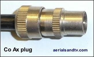 CoAx plug 200H L5