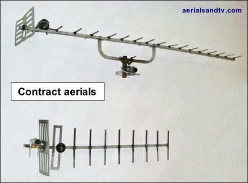 Contract TV aerials 501W L5