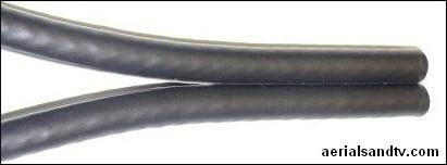 Double Cable twinsat shotgun 411W L10 10kB