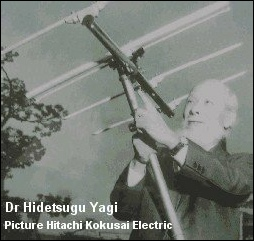 Dr Yagi and his aerial 254W L5 31kB