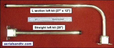 Loft kits, with a ruler, 267H L5