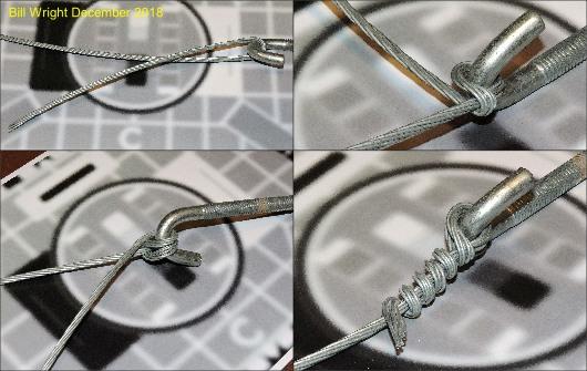 Making a lash loop 530W L10 66kB
