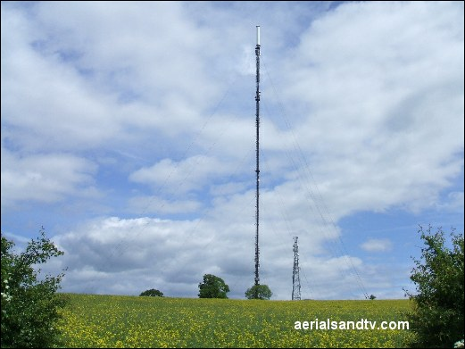 Sutton Coldfield transmitter overall view 521W L12 43kB