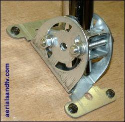 Tilting bracket 251W L5