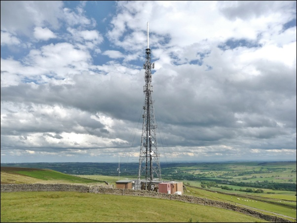 Weardale transmitter 600W L5