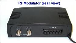 Basic modulator rear view 250W L10 7kB