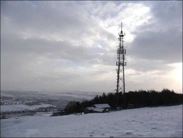 Buxton TV transmitter 602W L5