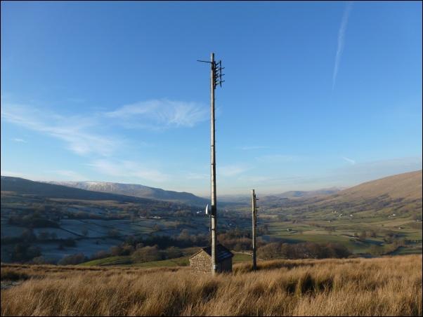 Dentdale TV transmitter 602W L5