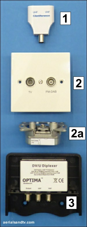 Different types of FM-DAB & TV diplexers 300Wx780H L5