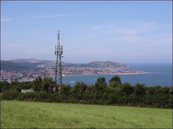 Penmaen Rhos TV transmitter 602W L5