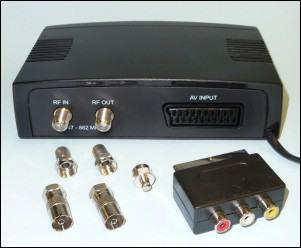 RF modulator kit 301W L10