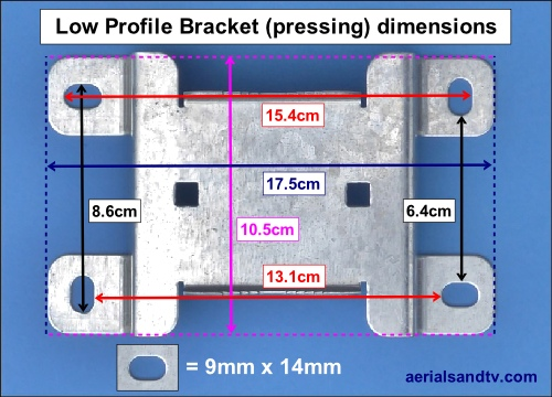 Low Profile Bracket (pressing) dimensions 500W L5.jpg