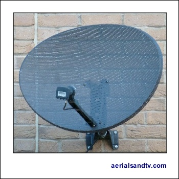 Zone 2 Sky satellite dish 350H