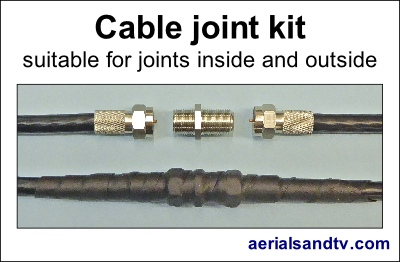 Cable joint kit interior or exterior 400W L5