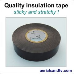 Insulation tape top quality 400Sq L5