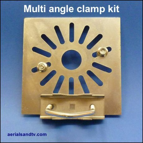 Multi angle clamp kit bracket 578Sq L5