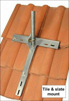 Tile & Slate clamp L10 300W L5