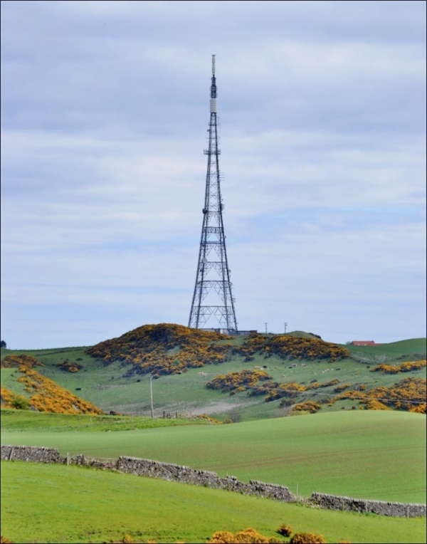 Craigkelly transmitter by David Foord at The Big Tower (600W L5)