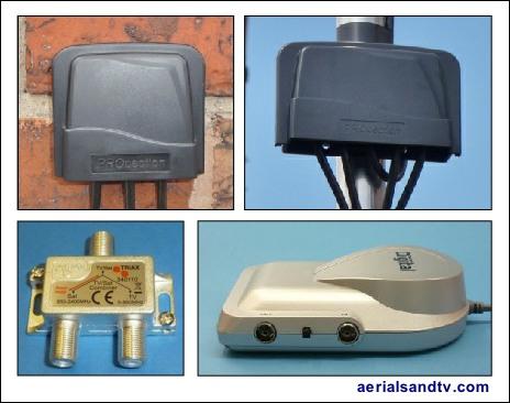 Amplifiers boosters and splitters FAQ 464W L10