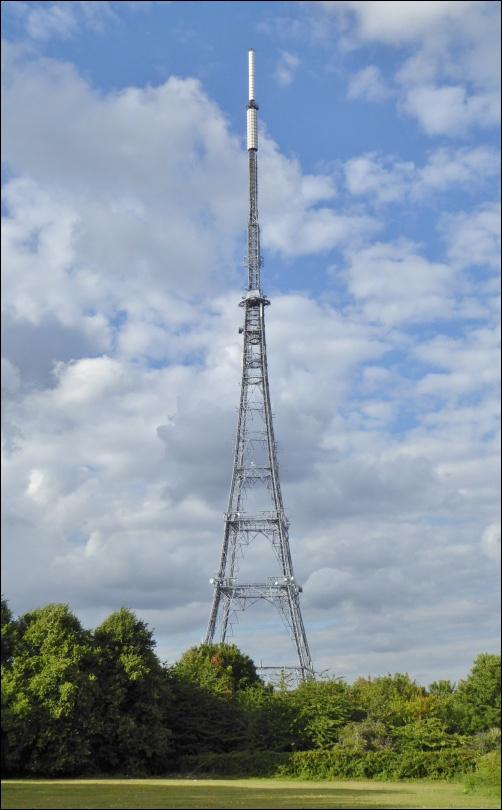 Crystal Palace TV transmitter 500W L5